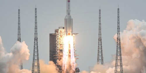 Here's what China wants from its next space station