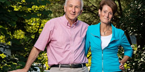 For this MIT couple, cancer research is the family business