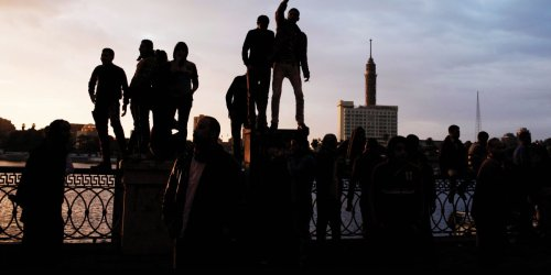 How social media took us from Tahrir Square to Donald Trump