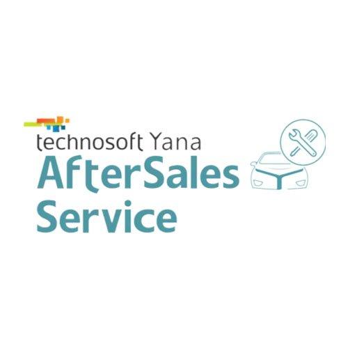 Yana After-Sales Service - Car Dealer Software | Technosoft Automotive