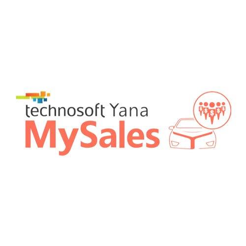 Yana MySales - Mobile Sales App for Car Dealers | Technosoft Automotive