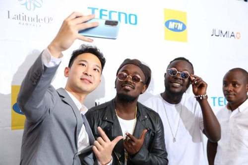 TECNO Camon 17 launched in Uganda, comes with Free MTN Data