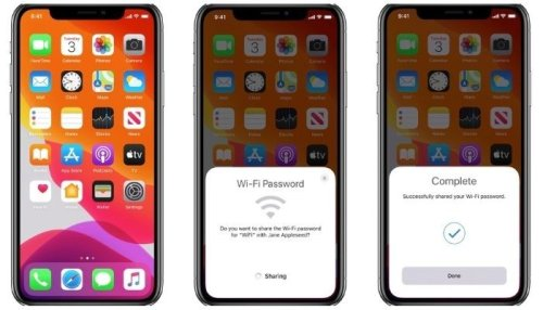 How to Quickly Share Wi-Fi Password from iPhone to iPhone or Android - TechPP