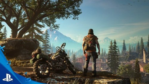 Days Gone PC Features Trailer Shows Unlocked Framerate And More
