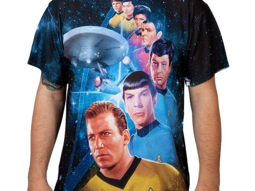 These are the greatest Star Trek T-shirts of all time