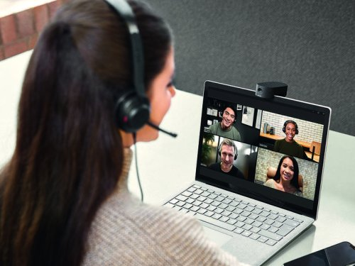 Jabra AI cameras for video conferencing or streaming