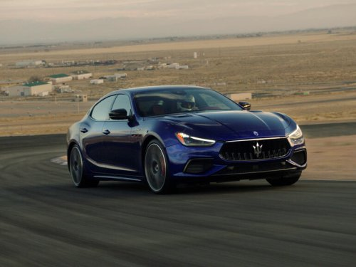 AT&T adds Maserati to long list of car brands with 4G LTE connectivity