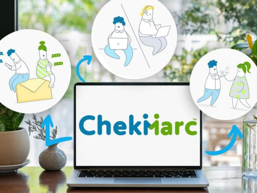 ChekMarc: A global community based on helping each other achieve goals