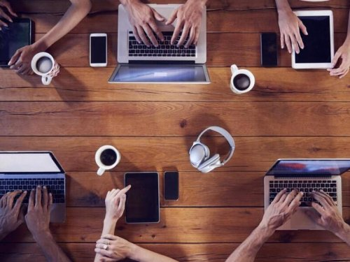 More laptops and tablets, fewer desktops. How remote working is changing the hardware we use