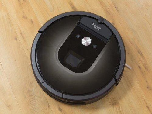 Cracking Open the Roomba 980 robot vacuum