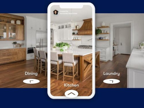AI now added to Zillow 3D Home tours to even more closely mimic an in-person viewing