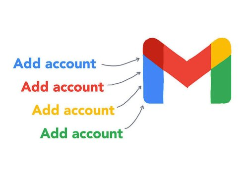 How to move email from different accounts into one Gmail account