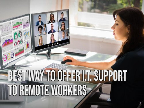 User personas and DaaS could solve some security challenges of remote work