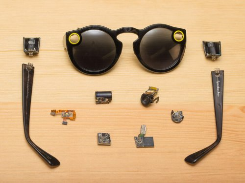 Cracking Open Snapchat Spectacles: Sunglasses that are more than meets the eye