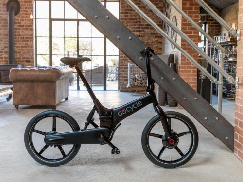 These new e-bikes are built for business pros on the go