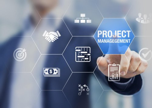Project management  cover image