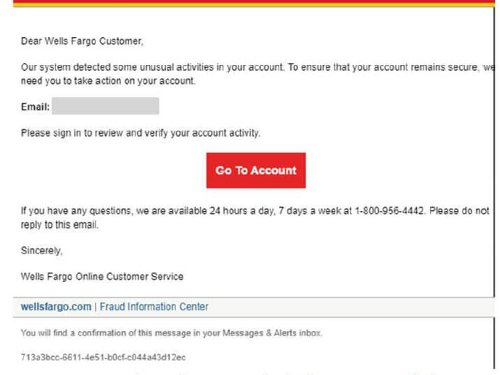 Wells Fargo and Chase now among most imitated brands in phishing attacks