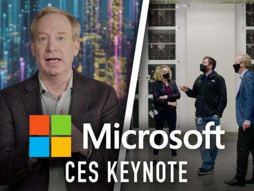 """Microsoft President urges tech leaders to follow lessons from Apollo missions and """"War Games"""""""