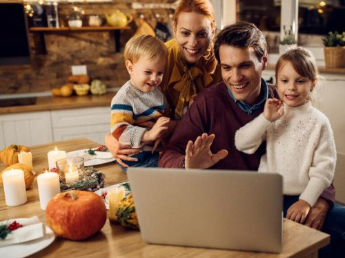 Zoom Thanksgiving: 10 tips for hosting a virtual Thanksgiving on Zoom