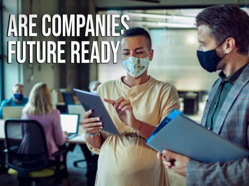 Study: Only 7% of companies are future-ready