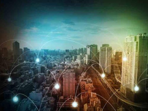 Smart Cities and Internet of Things cover image