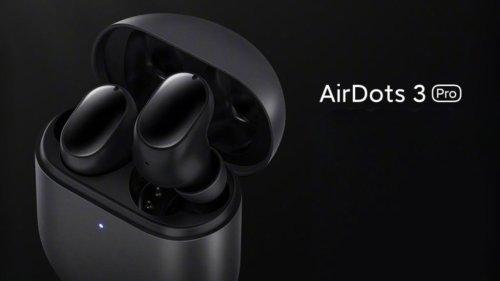 Redmi AirDots 3 Pro – TWS Kopfhörer mit ANC erschienen
