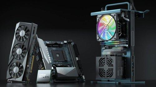 Minisforum GameMini – Offener Mini-Gaming-PC aus China