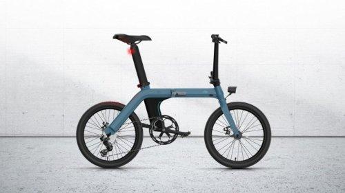 FIIDO D21 – Faltbares E-Bike mit Drehmomentsensor