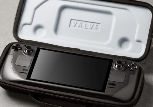 Valve's Steam Deck targets 800p, 30Hz gameplay, and the internal SSD is user-replaceable