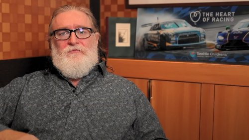 Valve CEO Gabe Newell teases upcoming console-related news