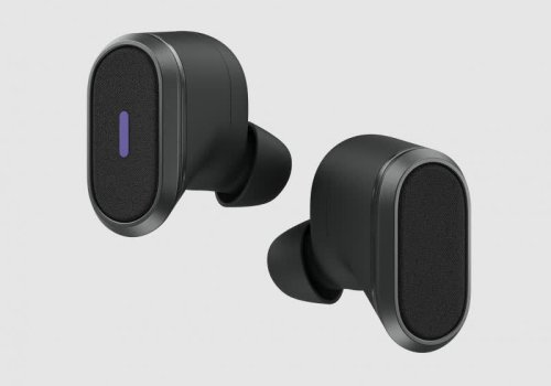 Logitech's new wireless earbuds are built for business professionals