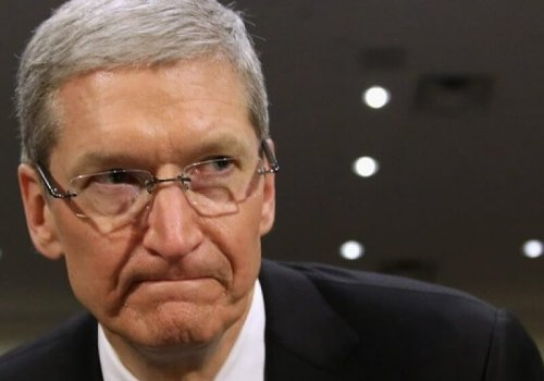 Apple CEO Tim Cook says the company will hunt down every last leaker among employees