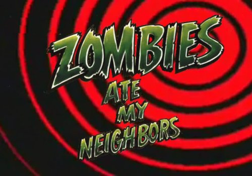 16-bit classics Zombies Ate My Neighbors and Ghoul Patrol are getting modern re-releases