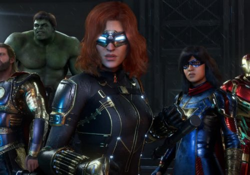 Latest Marvel's Avengers update has a PS5 bug that displays usernames and IP addresses