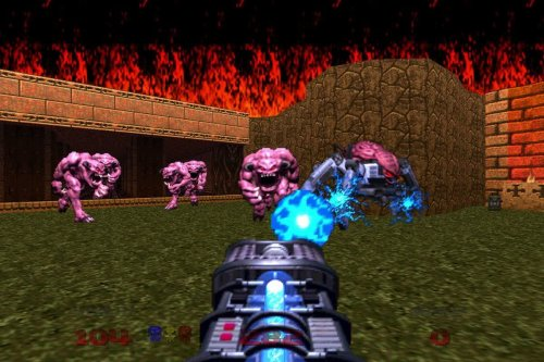 Ripping and Tearing: 27 Years of Doom