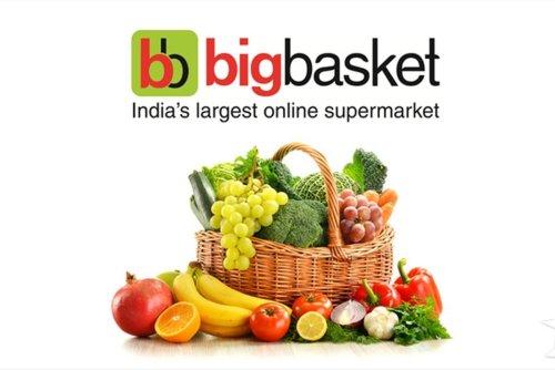 Big Basket Secures $150 million in fresh round of funding