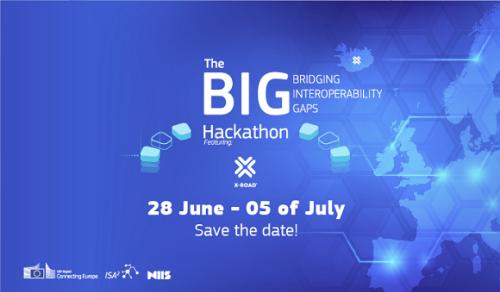 EU goes large on BIG: (Bridging Interoperability Gaps) hackathon