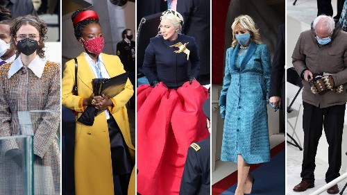 Inauguration Day 2021 Fashion Moments: Best Outfits, Looks & More