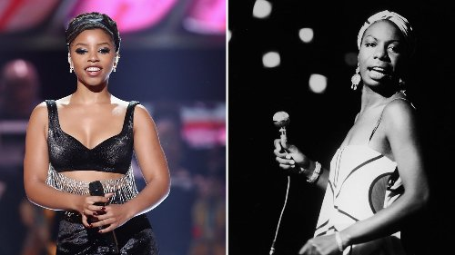 "Chloe Bailey's ""Feeling Good"" Cover Earned Nina Simone Family Approval"