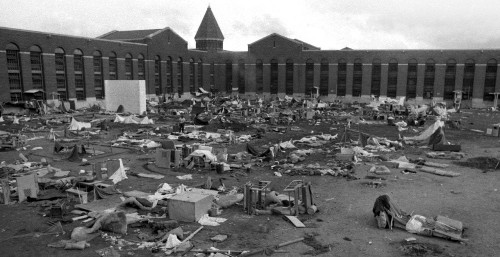 The Attica Prison Riot in 1971 Serves as a Reminder of the Dangers of a Failing Prison System