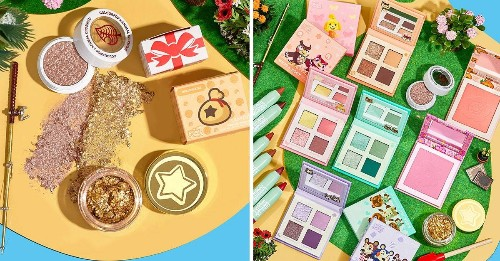Here's When You Can Shop the ColourPop X Animal Crossing: New Horizons Collection