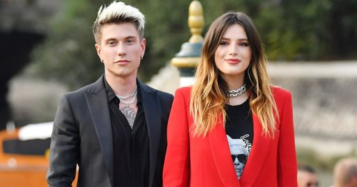 Bella Thorne Gives Fiancé Benjamin Mascolo Engagement Ring
