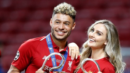 Perrie Edwards Announced She's Pregnant, Expecting First Child With Alex Oxlade-Chamberlain