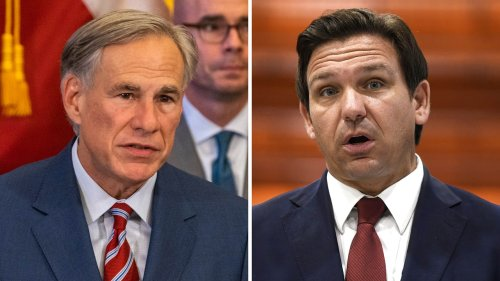 Republican Governors Like Ron DeSantis and Greg Abbott Seem to Want COVID-19 to Win