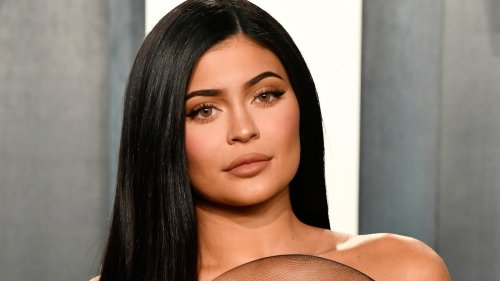 Kylie Jenner Posed Naked (and Covered in Blood) to Announce Her New Halloween Collection