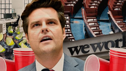 The Matt Gaetz Scandal Speaks to the Casual Misogyny in Many Workplaces