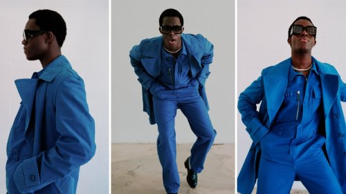 Meet Wisdom Kaye, the Fashionable TikToker Turned IMG Model