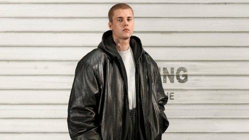 Justin Bieber Is the New Face of Balenciaga