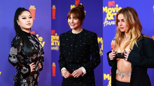 2021 MTV Movie & TV Awards: Best Fashion Looks