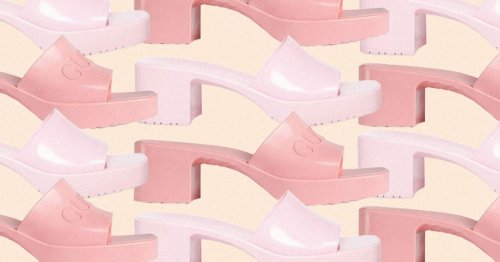 6 Gucci Jelly Sandals Dupes That Seem Too Good to Be True